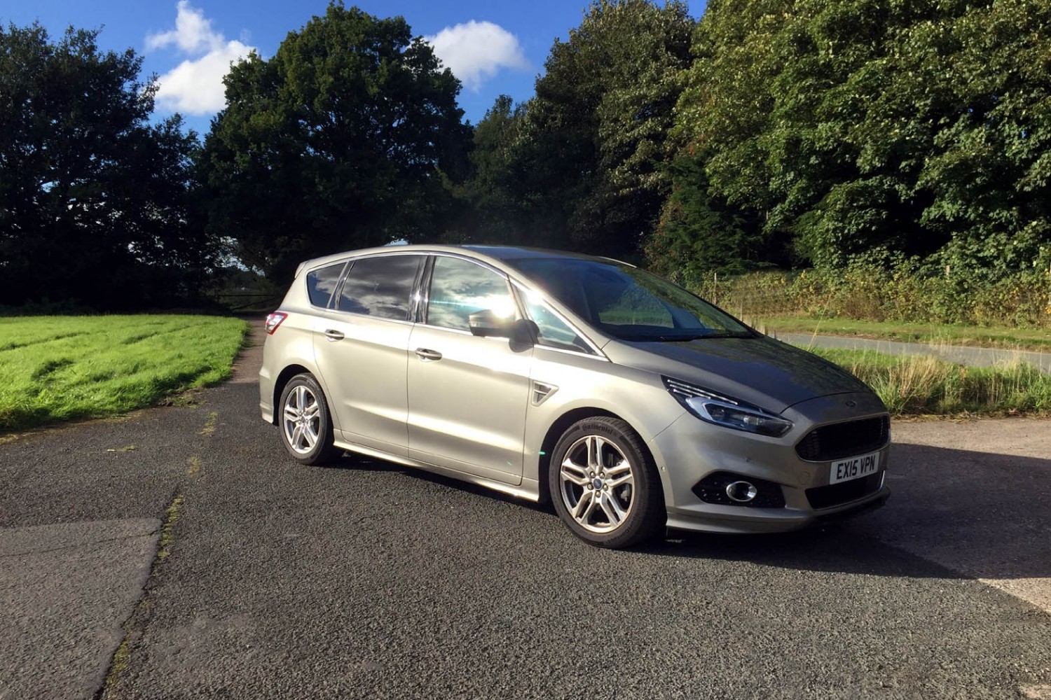 ford s max 2016