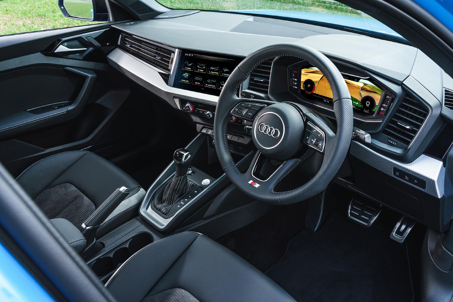 New Audi A1 Ups Supermini Ante Eurekar