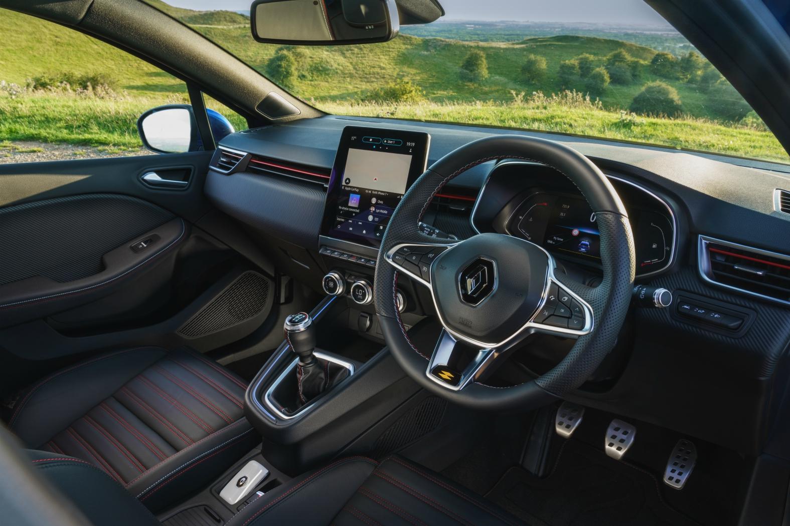Renault Clio Rs Line Tce 130 Edc Eurekar
