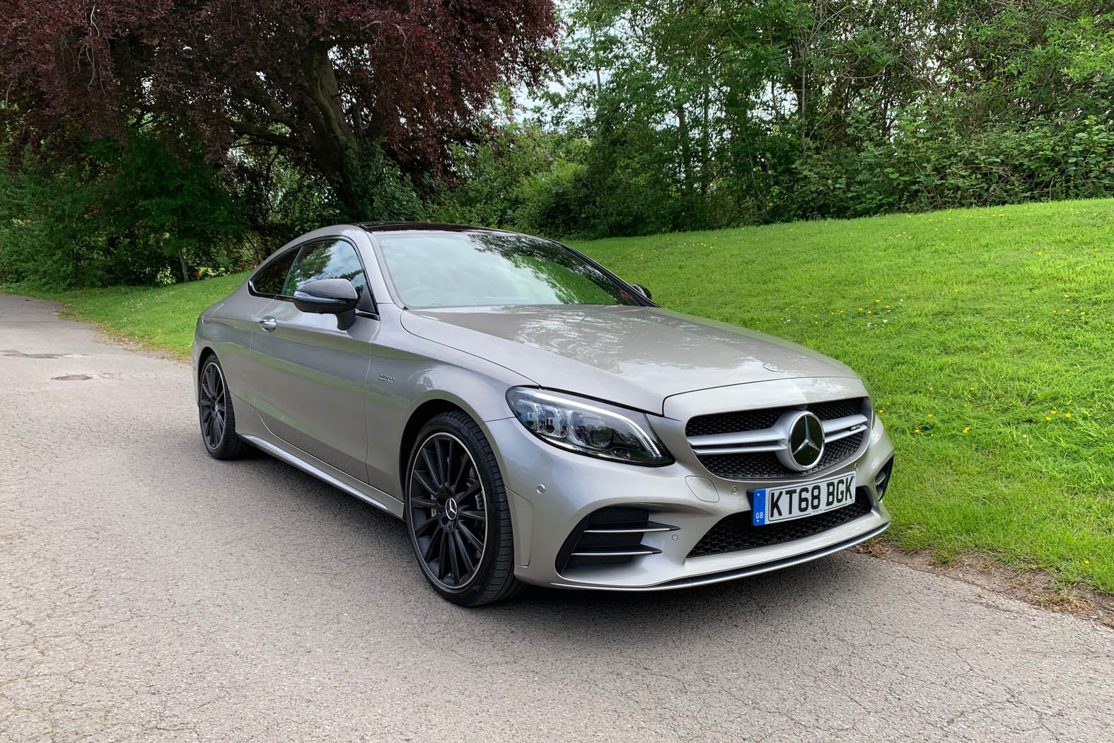 Mercedes AMG C43 4MATIC Coupe | Eurekar