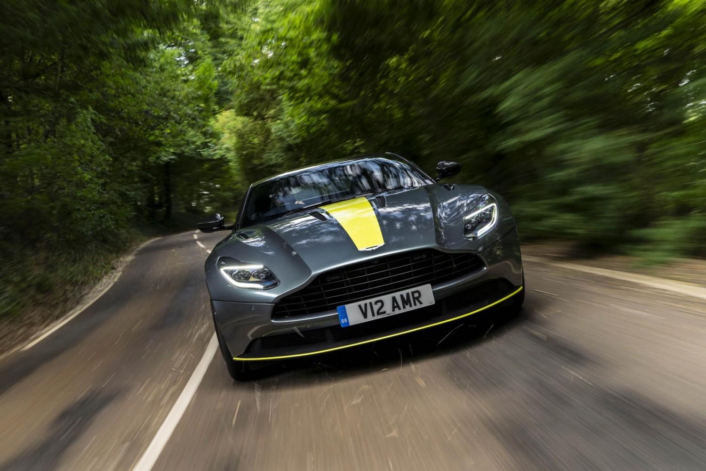 Aston Martin Db11 Amr First Drive Eurekar
