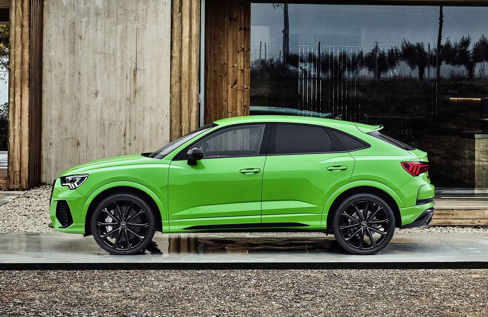 Power boost for Audi's new RS Q3 | Eurekar