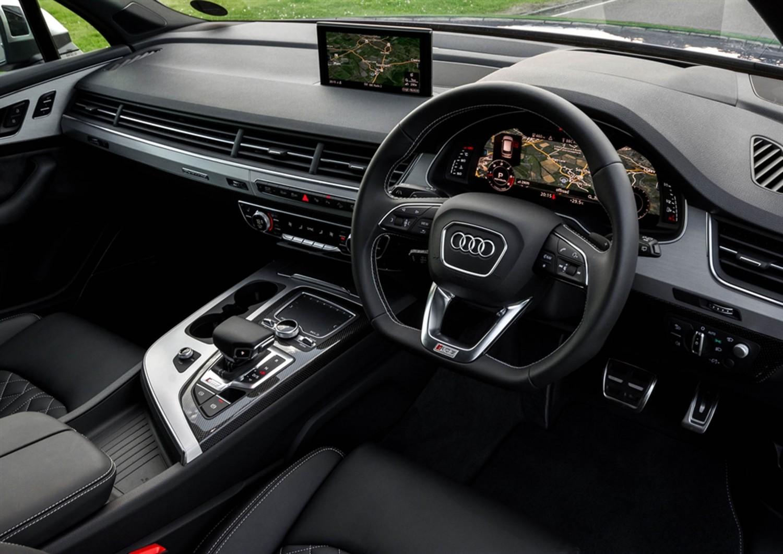 Audi SQ TDI Quattro Tiptronic Eurekar - Audi sq7
