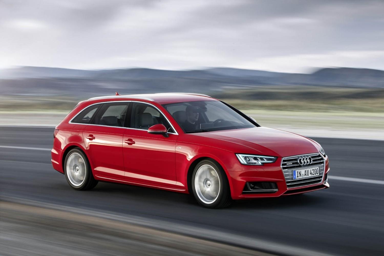 Audi A4 Avant 2016 - Review | Eurekar
