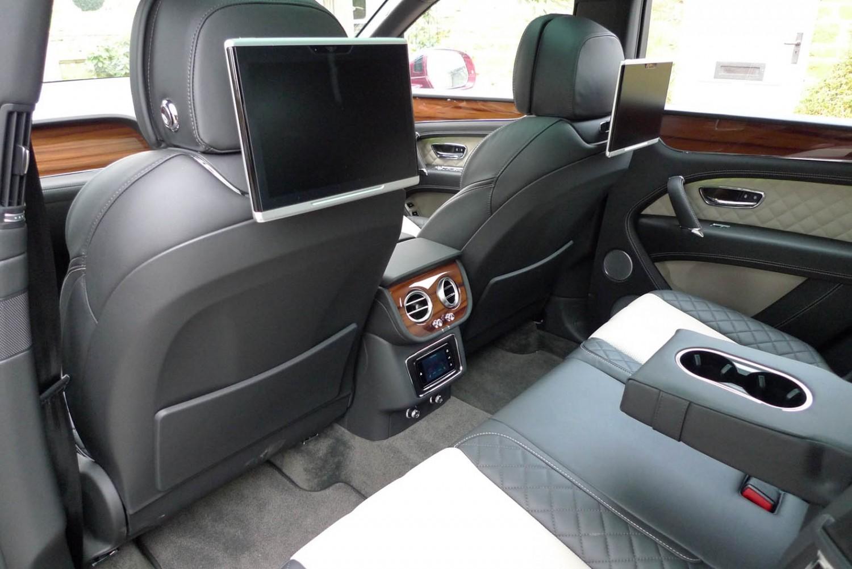 Bentley Bentayga W12 Black Eurekar