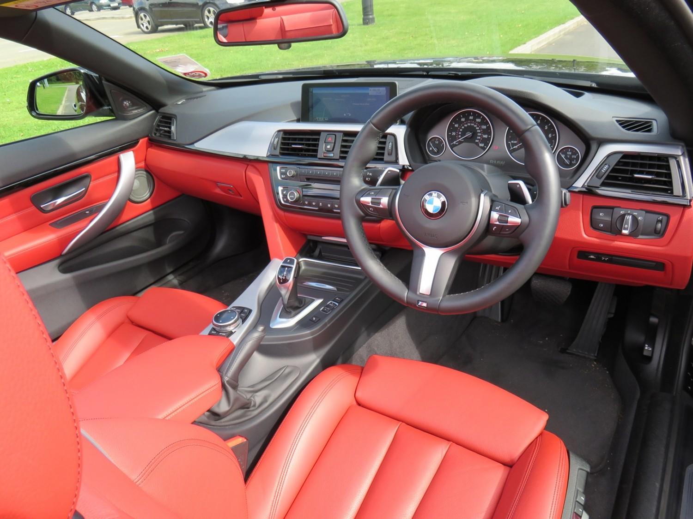 BMW 4 Series 435i M Sport Convertible | Eurekar