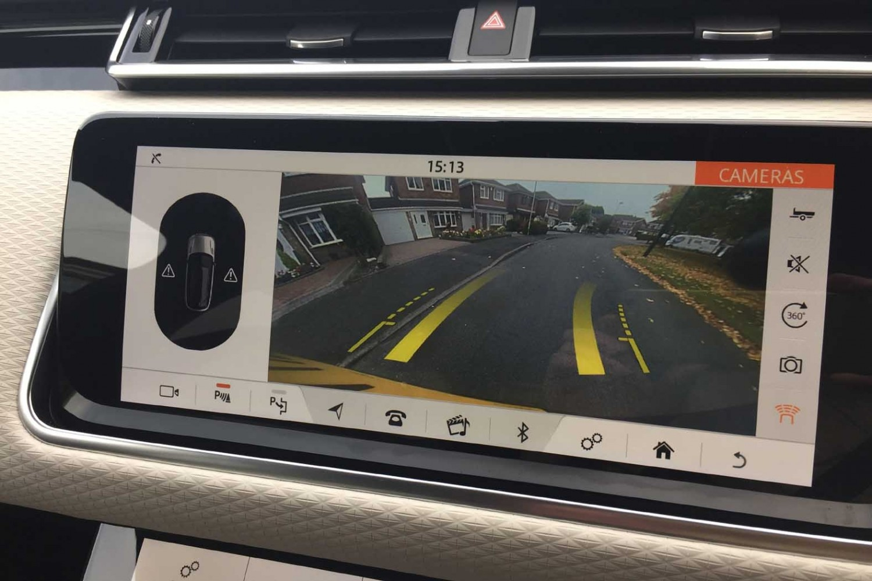 Range Rover Velar First Drive Eurekar