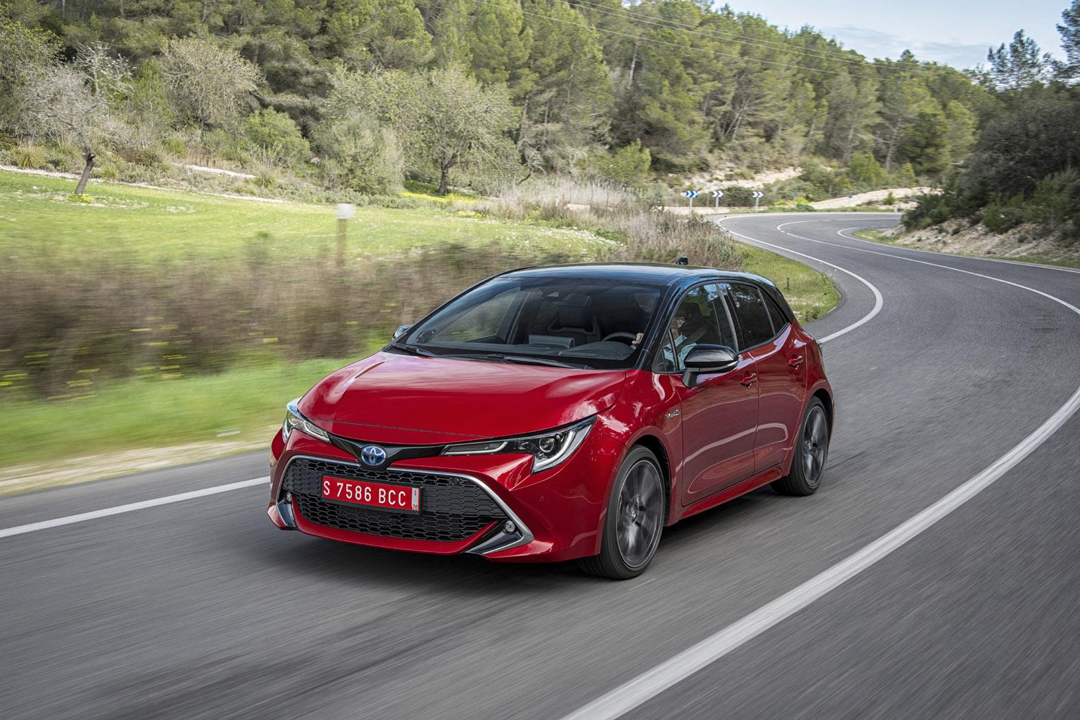 Toyota's terrific Corolla trio   Eurekar
