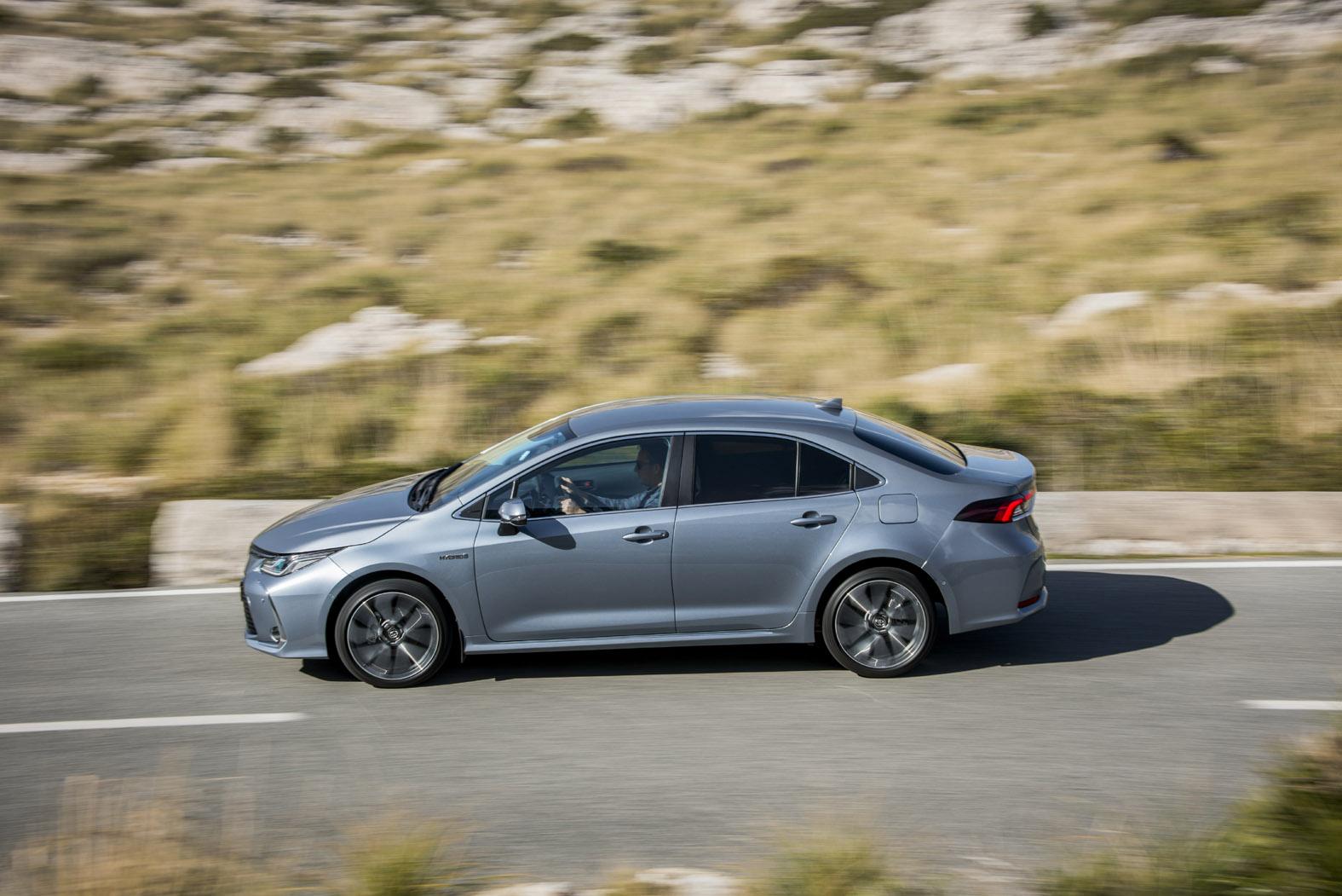 Return of the Toyota Corolla | Eurekar