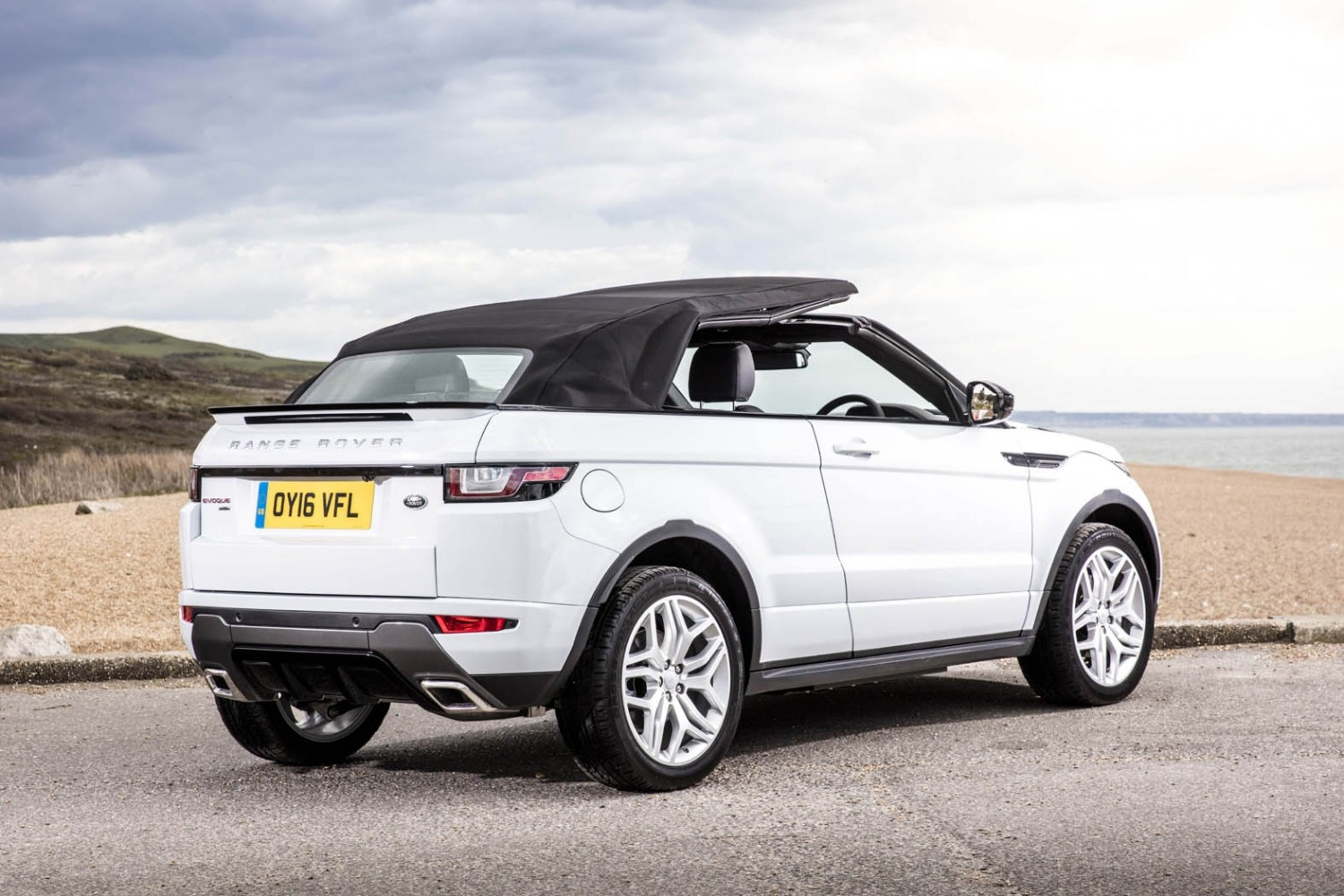 of test land expert range drive evoque rover price landrover convertible review