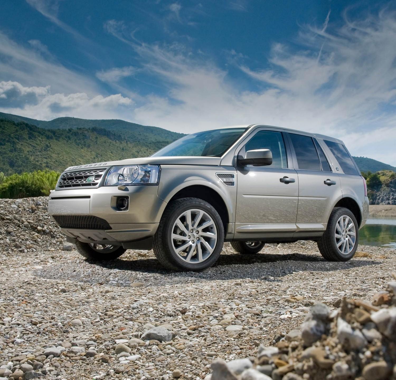 Land Rover Freelander 1: Land Rover Freelander 2 ED4 2WD HSE
