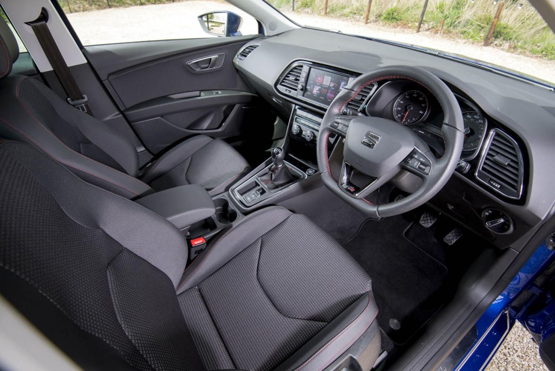 SEAT Leon FR Technology 2.0 TDI   Eurekar