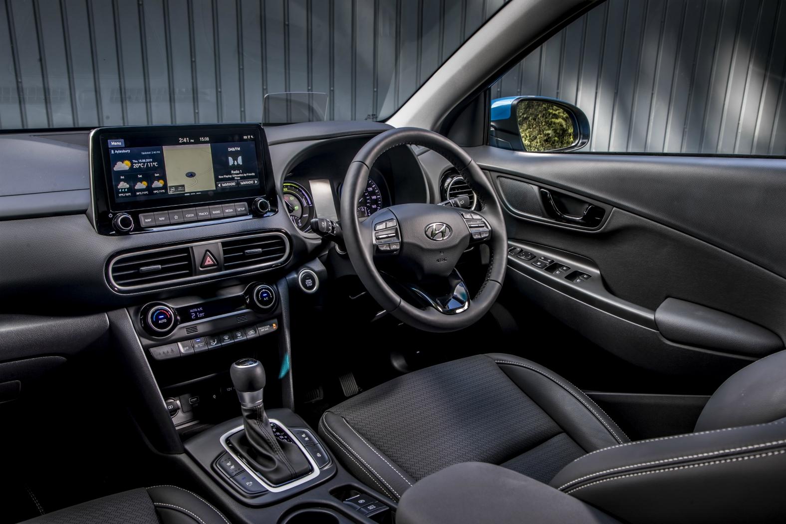 Hyundai Kona Hybrid Premium 1 6 Gdi Dct Eurekar