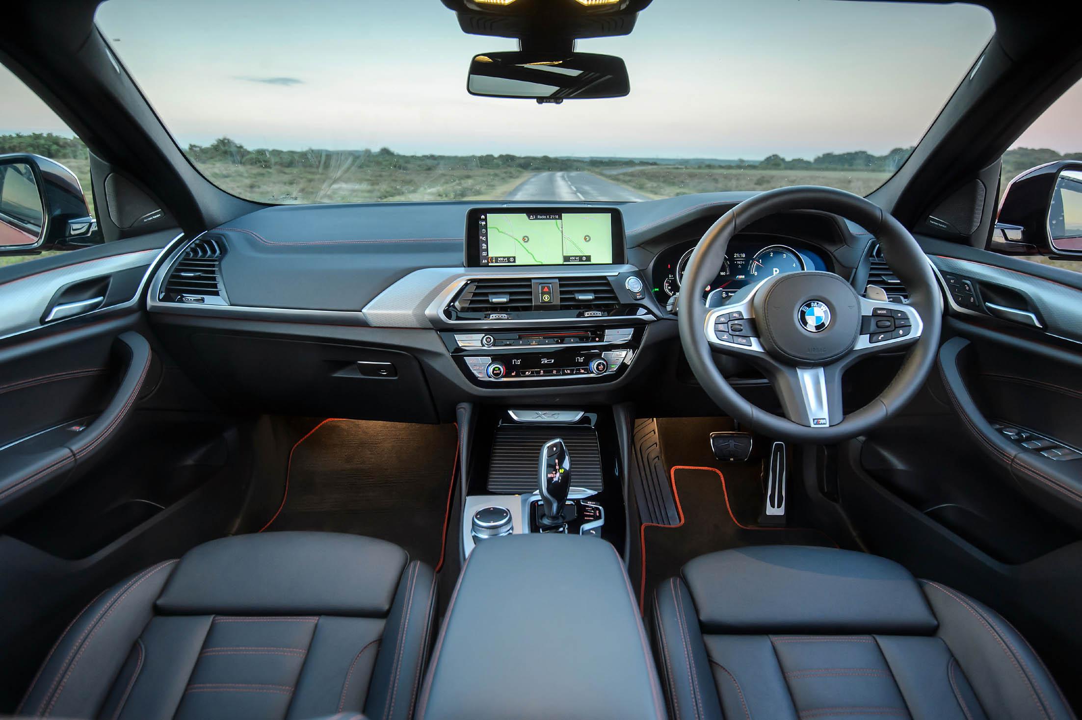BMW X4 2 0d M Sport