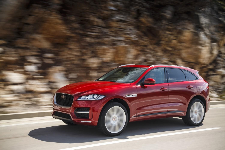 Jaguar F Pace Suv Blasts To The Top Eurekar