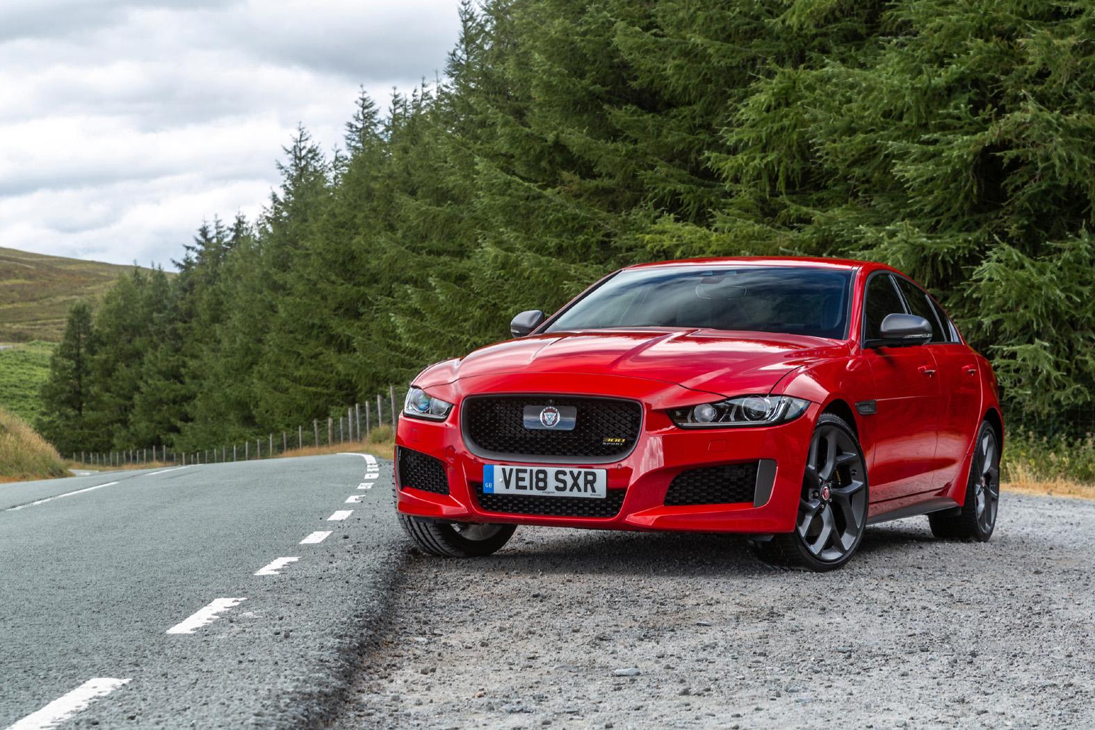Ingenium power for Jaguar XE Sport   Eurekar