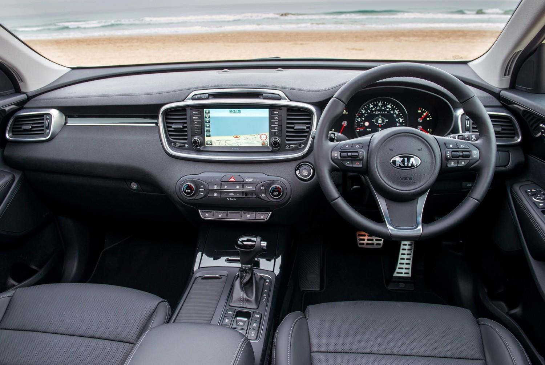 drive photo reviews interior suv wheel features price lx sorento front kia photos