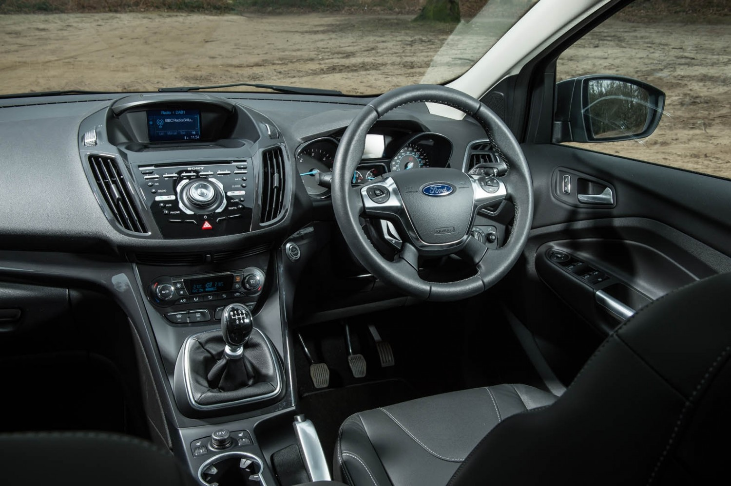 Image Result For Ford Kuga In Snow