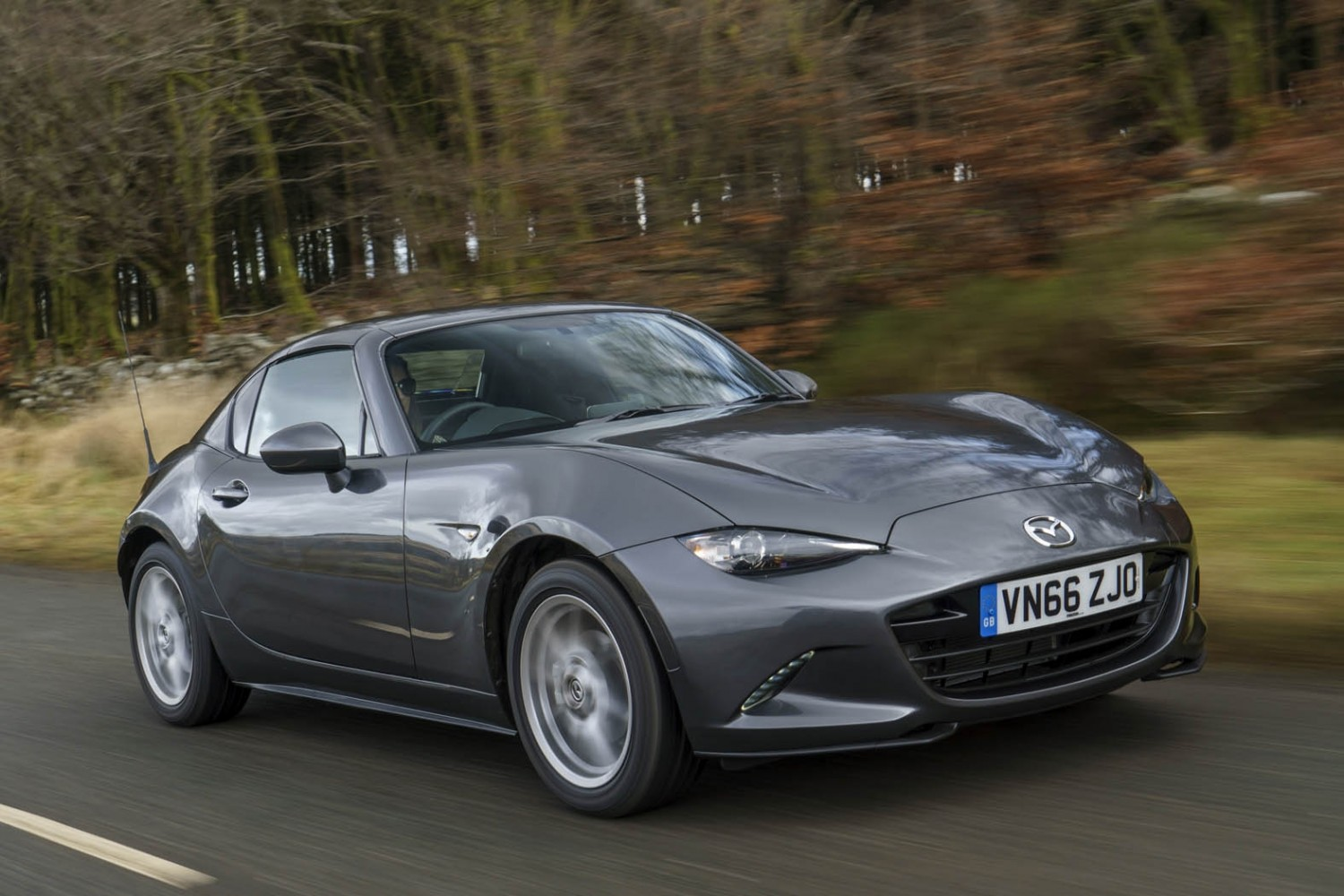 Extra Topping Adds To Mx 5 Appeal Eurekar