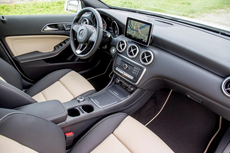 Mercedes-Benz A-Class 2015 - Review | Eurekar