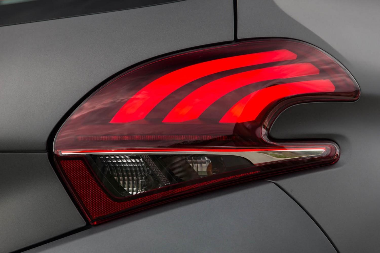 Rear Fog Lights Peugeot 208