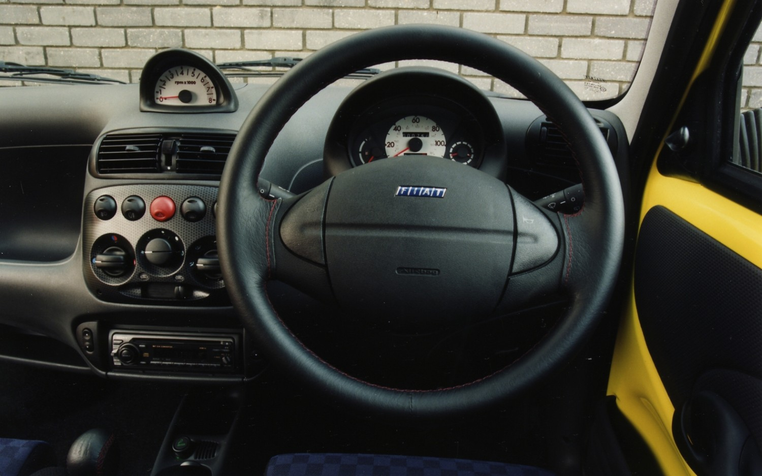 seicento in sporting media cars fiat hatchback ashurst used
