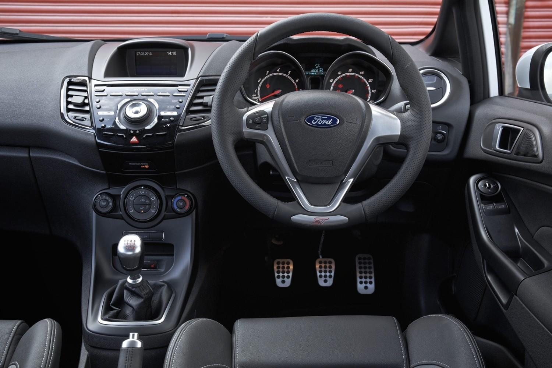 Ford Fiesta ST, Interior Great Ideas