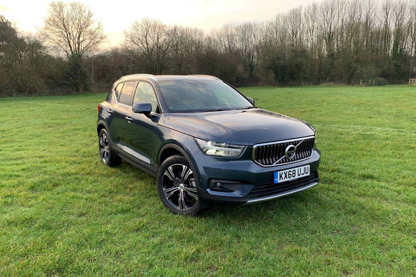 Volvo XC40 D3 AWD Inscription Pro | Eurekar
