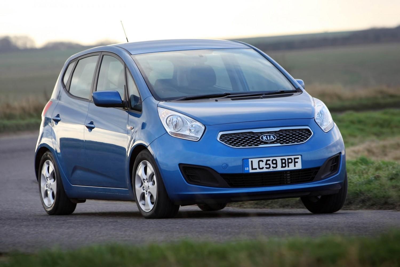 Kia Venga - Used Car Review | Eurekar