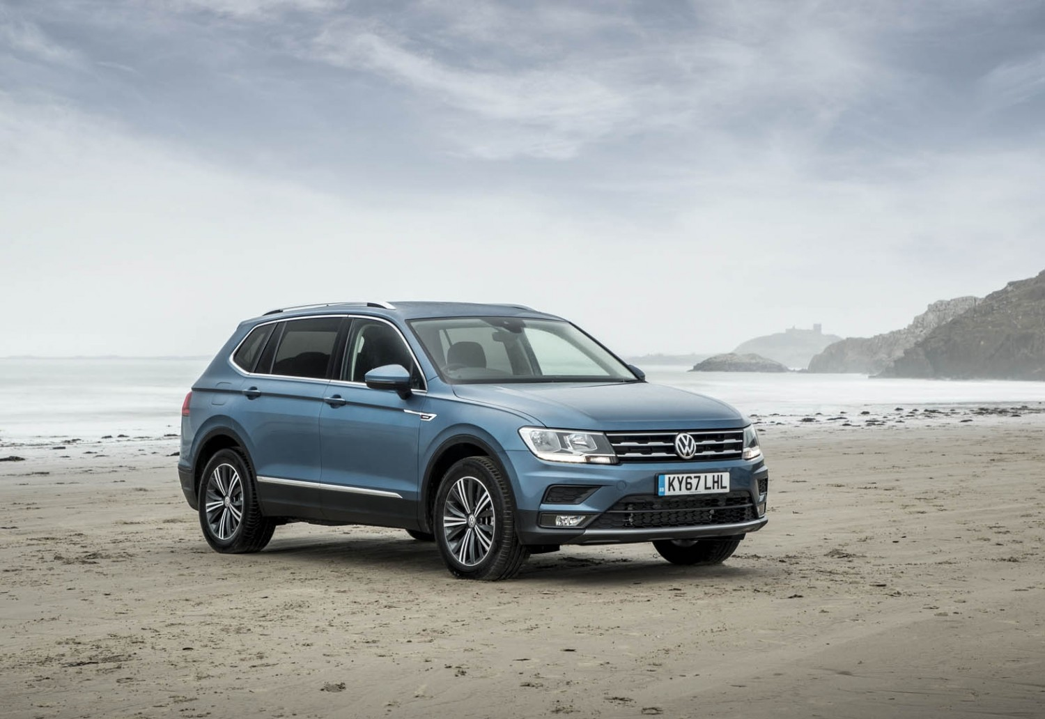 All Types tiguan length : VW stretches Tiguan credentials | Eurekar