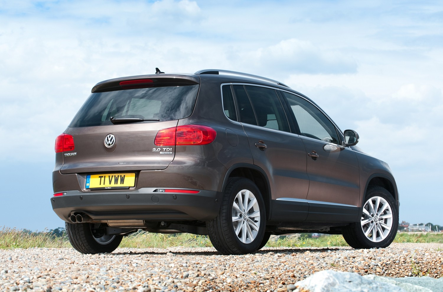 volkswagen tiguan match 2 0 tdi 4motion eurekar. Black Bedroom Furniture Sets. Home Design Ideas