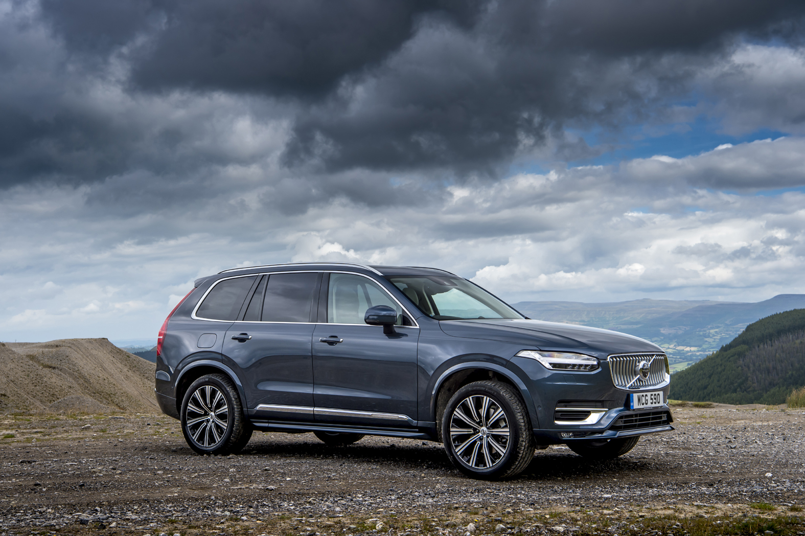 mild hybrid power for new volvo xc90