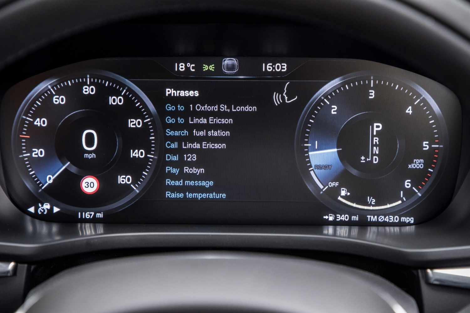 New Volvo XC60 very well connected   Eurekar