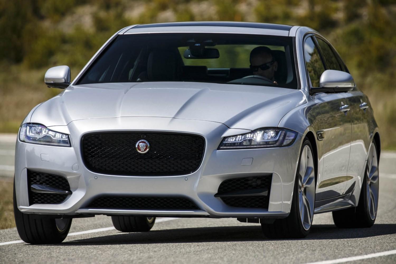 Jaguar XF 2015 - Review | Eurekar