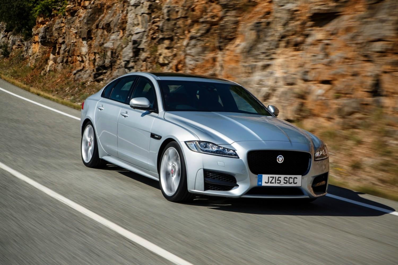 Jaguar xf dynamic 2