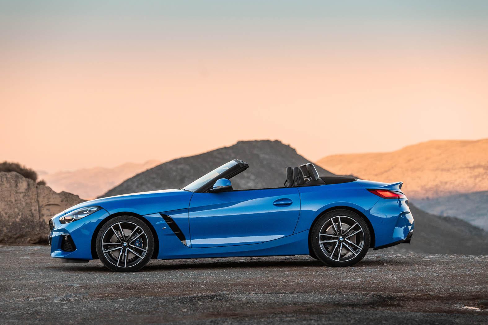 New BMW Z4 a class act | Eurekar