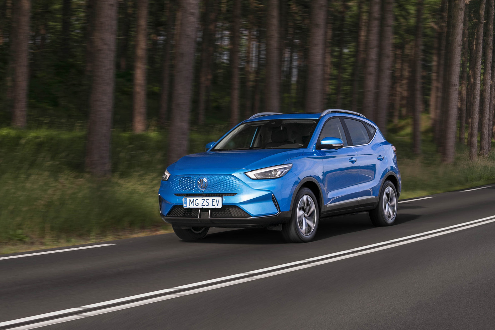 MG joins electric charge with a bargain | Eurekar