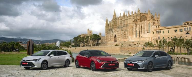 Toyota's terrific Corolla trio