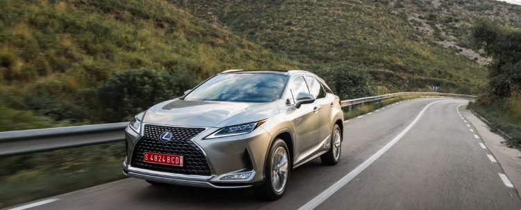 Revised RX to grow Lexus SUV sales