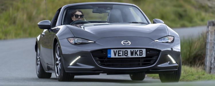 Power boost for Mazda MX-5