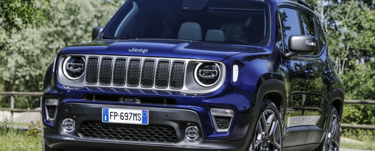 New Renegade leads Jeep expansion