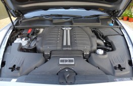 Bentley Bentayga, engine