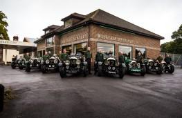 William Medcalf Vintage Bentley