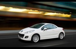 Peugeot 207cc drive