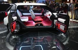 Fiat Centoventi, interior