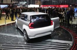 Fiat Centoventi, rear