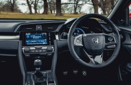 Honda Civic, controls
