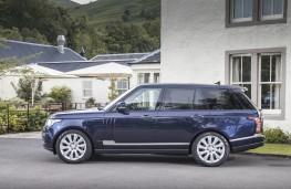 Range Rover, profile