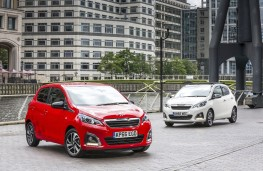 Peugeot 108 and Peugeot 108 Top!, 66 plate