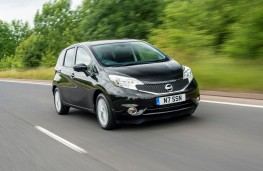 Nissan Note, action